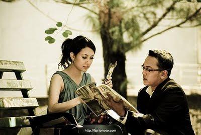 0pre wedding foto