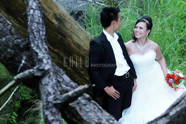 Foto Prewedding Jogja Romantis d