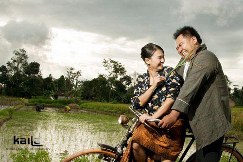 Prewedding Jogja Traditional Javanese People 1