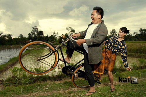 Prewedding Jogja Traditional Javanese People 3