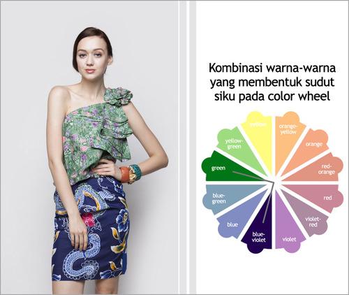 5 rumus dasar perpaduan warna pinasthika artista