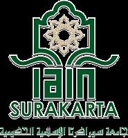 Logo Institut Agama Islam Negeri Surakarta