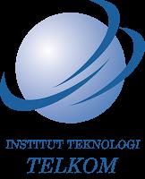 Logo Institut Teknologi Telkom Bandung