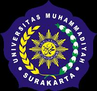 Logo Universitas Muhammadiyah Surakarta UMS
