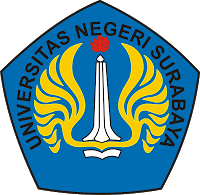 Logo Universitas Negeri Surabaya (UNESA)