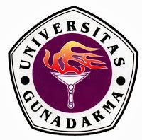 Logo Universitas Gunadarma UG