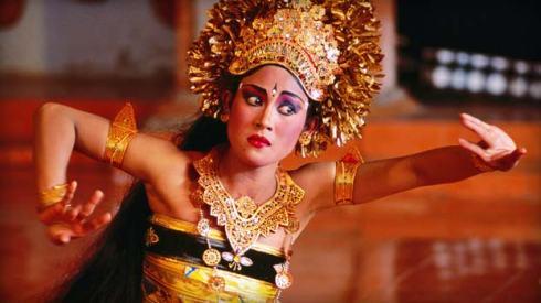 Tarian-Bali